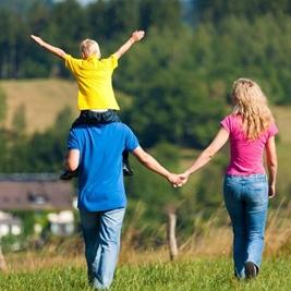Séjour en famille, autonome