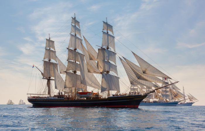 Les grand voiliers au Havre