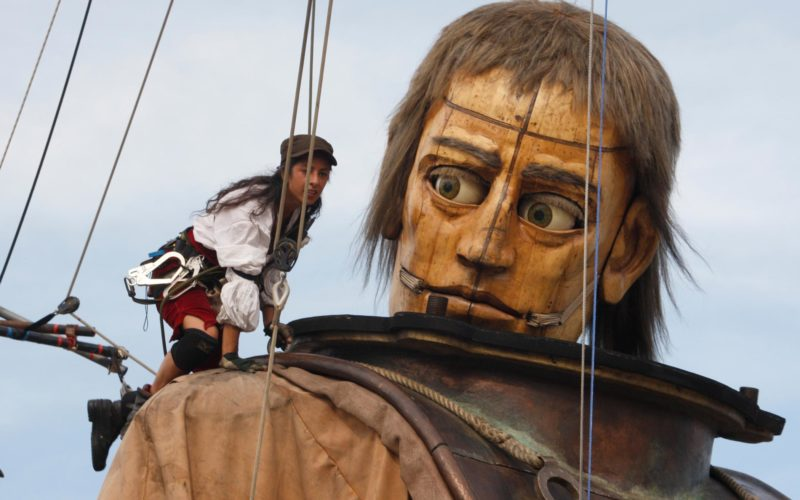 Les géants de nouveau au Havre !