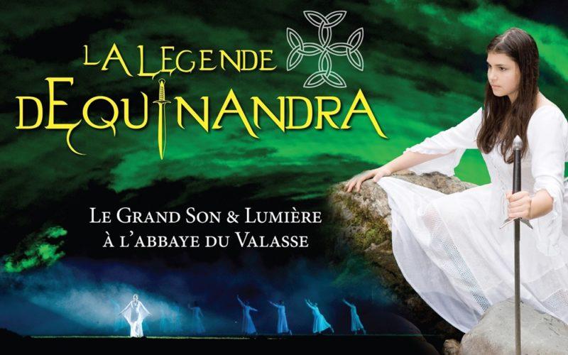 la légende d'Equinandra